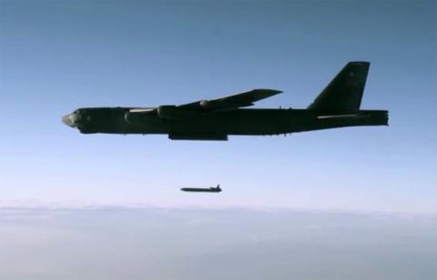 Tên lửa AGM-86B là vũ khí quân sự mạnh nhất của Mỹ khiến đối thủ dè chừng. Ảnh: Đất Việt