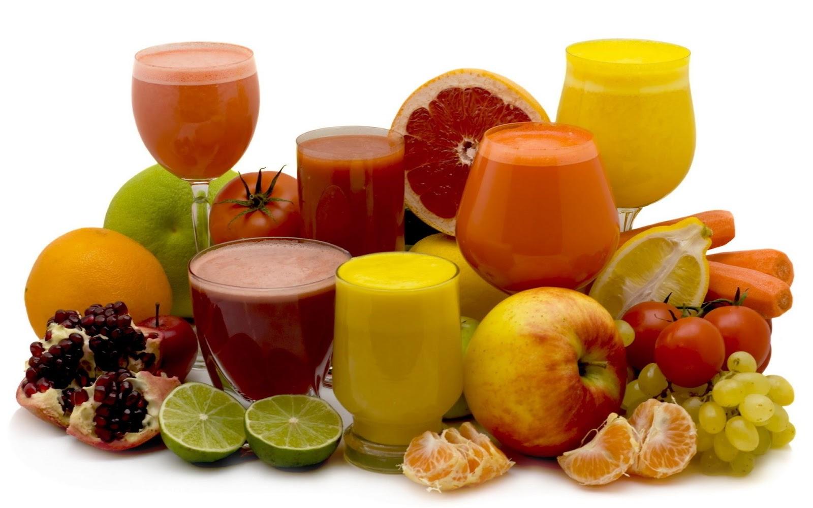 Nước ép hoa quả cũng có nguy cơ tăng bệnh tiểu đường. Ảnh minh họa