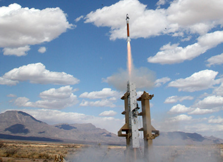 Tên lửa EAPS chỉ nặng 3kg nhưng có sức mạnh đáng sợ. Ảnh: LĐ