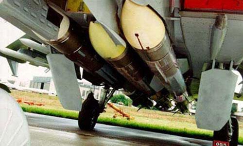 Tên lửa R-37M nặng 600 kg, dài 4,2m.