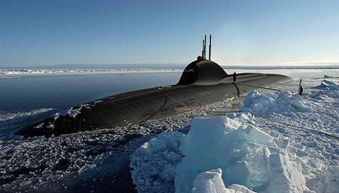 Tàu ngầm Losharik có thể đạt khoảng 10.000 mã lực. Ảnh: Đất Việt