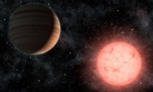 Hành tinh EPIC 228813918 b sẽ giúp con người sống thọ 150.000 tuổi. Ảnh: NASA