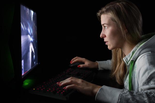 Chơi game hành động còn tăng hành vi hung ác tàn bạo. Ảnh minh họa