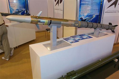 Tên lửa Vikhr có thể được sử dụng cả ban ngày và ban đêm. Ảnh: Infornet