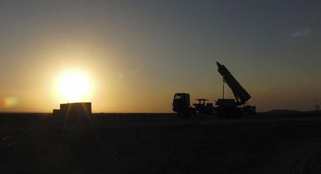 Hệ thống phòng thủ tên lửa Talaash-3. Ảnh: PL TPHCM