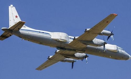 Máy bay cảnh báo sớm Ilyushin Il-22PP  là vũ khí có khả năng 'chọc mù' tên lửa đối phwuong. Ảnh: VnExpress