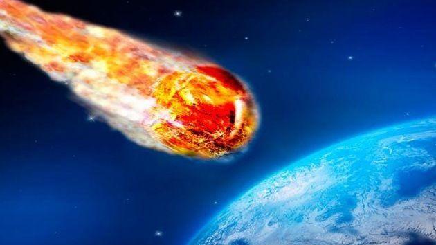 Sao chổi Swift-Tuttle sẽ có thể hủy diệt Trái Đất khoảng 2000 năm nữa. Ảnh minh họa