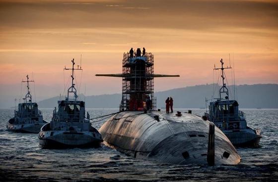 Tàu ngầm Le Terrbiel sở hữu tên lửa SLBM M-51. Ảnh: VnMedia