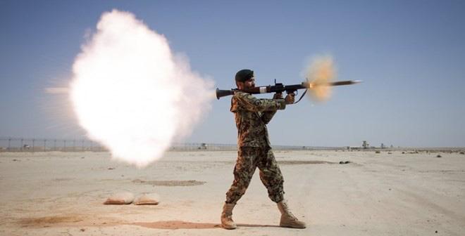 Súng chống tăng RPG-7. Ảnh: Infonet