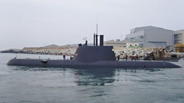 Tàu ngầm lớp KSS-II của Hàn Quốc. Ảnh: ANTĐ