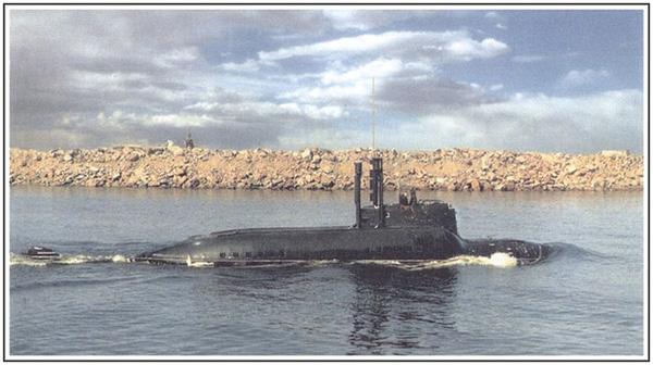 Tàu ngầm Piranha siêu nhỏ của Nga.
