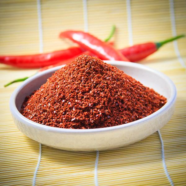 Chuyên gia cho rằng người dân nên thận trọng khi sử dụng ớt xay. Ảnh minh họa