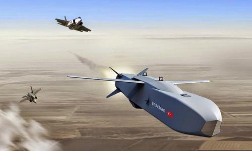 Tên lửa SOM-J của Mỹ được tích hợp trên tiêm kích F-35. Ảnh: VnExpress
