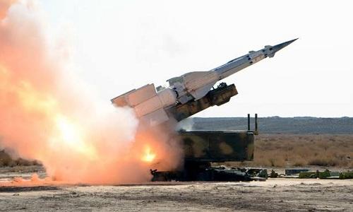 Hệ thống tên lửa S-125 Neva/Pechora được Nga sản xuất trong giai đoạn đỉnh điểm của cuộc Chiến tranh Lạnh. Ảnh: VnExpress