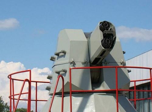 Hệ thống pháo AK-630M-2 Duet. Ảnh: QĐND
