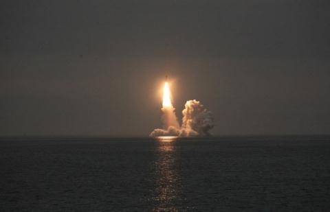 Tên lửa 79M6 phóng từ biển. Ảnh: Đất Việt
