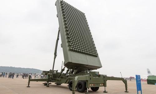 Hệ thống radar PAVE PAWS. Ảnh: VnExpress
