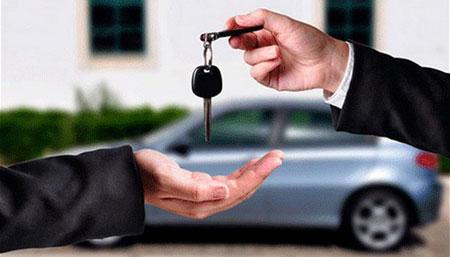 Người dùng nên thận trọng trước những trang wes rao bán ô tô khi mua. Ảnh minh họa