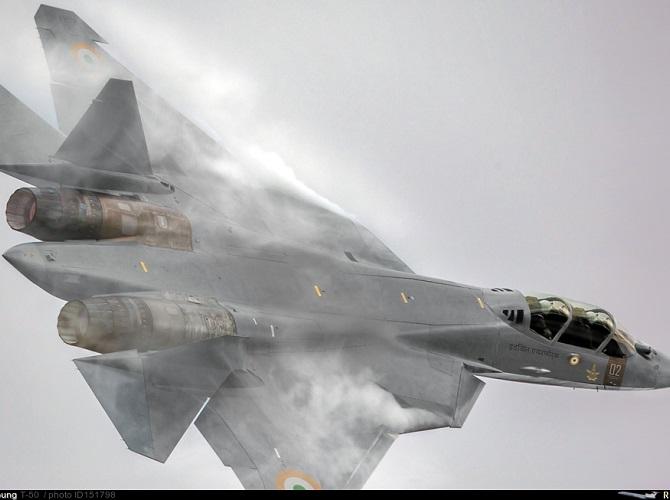 Tiêm kích tàng hình Su-57 được lên đời sẽ có sức mạnh vô song. Ảnh: Kiến thức