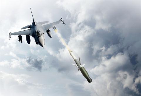 Nhờ vào hệ thống rocket thông minh APKWS mà máy bay Mỹ trở nên uy lực. Ảnh: Đất Việt