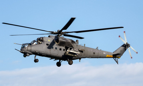 Trực thăng Nga đang phát triển có tốc độ nhanh nhất thế giới. Ảnh: VnExpress