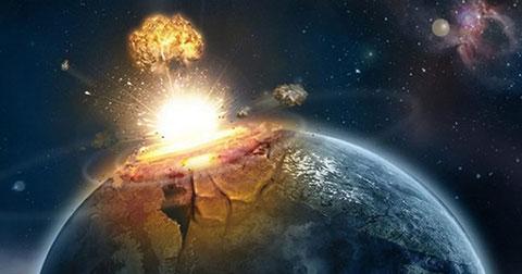 Ngày tận thế của Trái đất sẽ diễn ra ngày mai 15/11. Ảnh minh họa