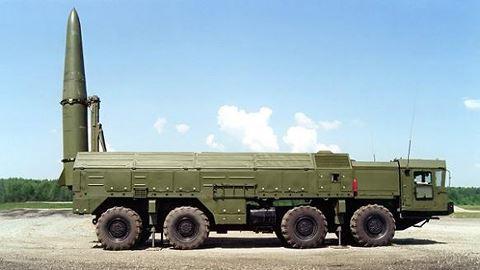 Tên lửa Iskander -E của Nga. Ảnh: ANTĐ