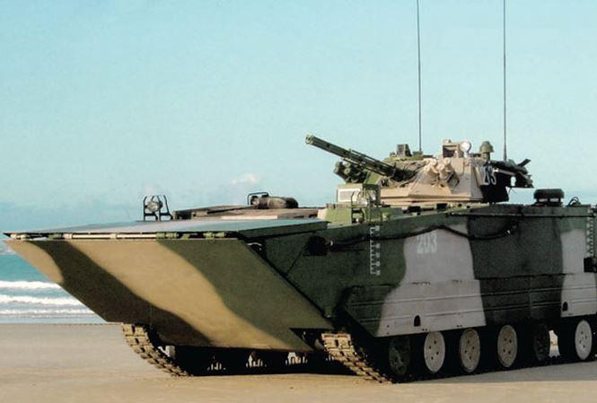 Xe tăng VN18 là vũ khí do Trung Quốc chế tạo vượt mặt cả ông chùm vũ khí thế giới. Ảnh: ANTĐ