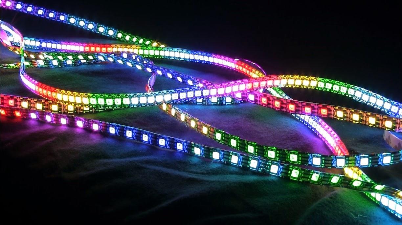 Đèn LED có thể là thủ phạm gây nên hàng loạt bệnh hiểm nghèo. Ảnh minh họa
