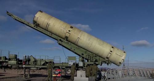 Tên lửa PRS-1M của Nga. Ảnh: Kiến thức