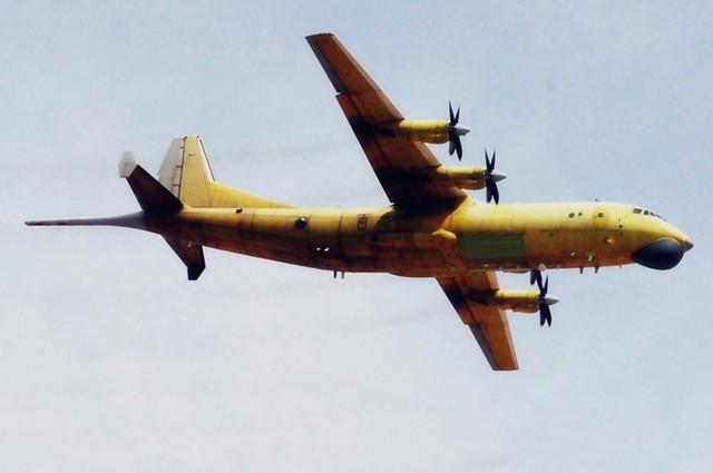 Máy bay chống ngầm Gaoxin GX-6 của Trung Quốc. Ảnh: Kiến thức