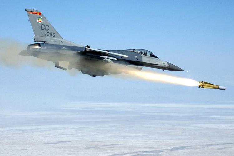 Tên lửa AGM-65 Maverick của Mỹ. Ảnh: Kiến thức