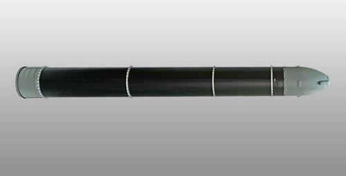 Tên lửa đạn đạo RS-28 Sarmat của Nga. Ảnh: VnExpress