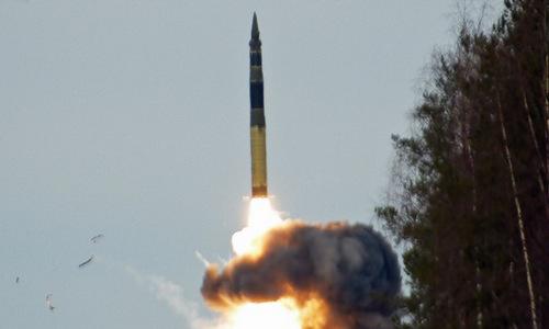 Vũ khí lướt siêu vượt âm Nga đang phát triển giúp tên lửa uy lực gấp nhiều lần. Ảnh: VnExpress