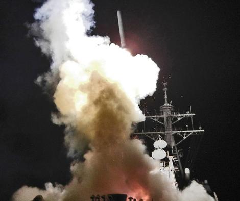 Tên lửa Tomahawk của Mỹ sẽ có vũ khí thay thế trong tương lai. Ảnh: VNExpress