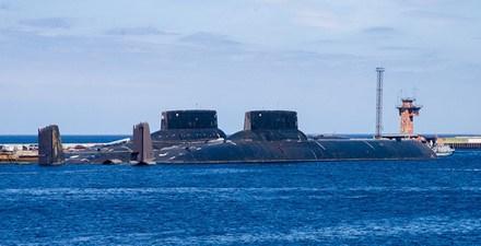 Tàu ngầm của Nga sẽ bị loại khỏi biên chế. Ảnh: Lao động