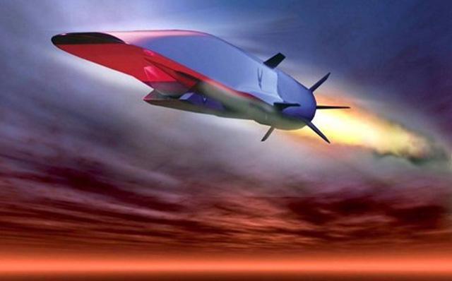Tên lửa siêu thanh của Nga sẽ biến mọi hệ thống phòng thủ tên lửa thành vô dụng. Ảnh minh họa