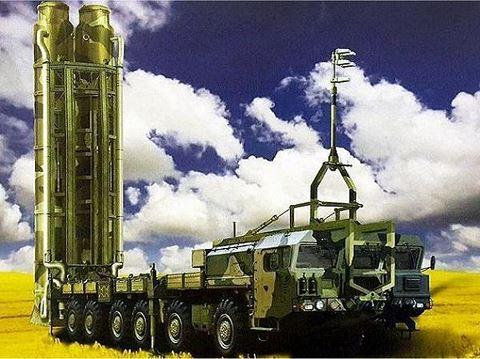 Hệ thống tên lửa phòng không S-500 Prometheus của Nga. Ảnh: ANTĐ