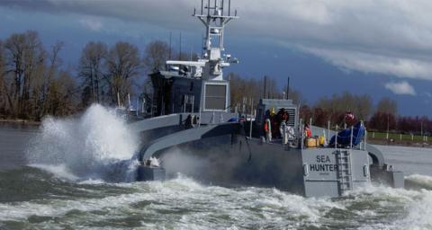 Tàu ngầm của Mỹ có khả năng chạy liên tục nhiều ngày. Ảnh: Đất Việt