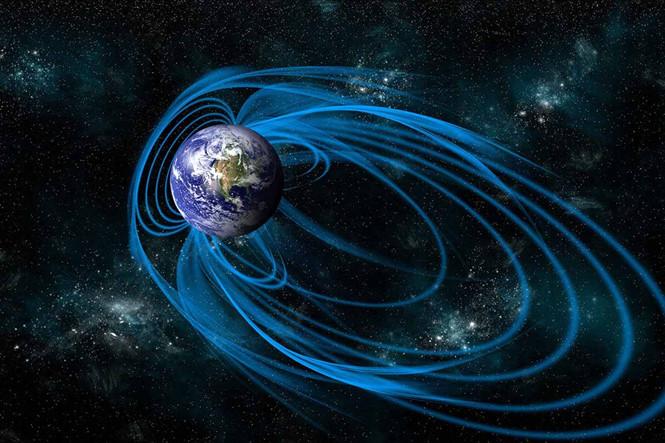 Từ trường Trái đất đổi cực sẽ ảnh hưởng không nhỏ cho nhân loại. Ảnh: Thanh niên