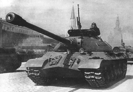 Xe tăng IS-3 của Nga thời Thế chiến thứ 2. Ảnh: Kiến thức