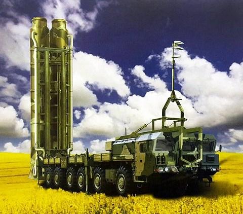 Hệ thống tên lửa Nga. Ảnh: Infonet
