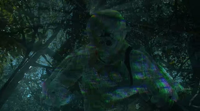 Quân phục tàng hình Quantum là vũ khí giúp binh lính tàng hình hoàn toàn trước mắt địch. Ảnh: Zing news
