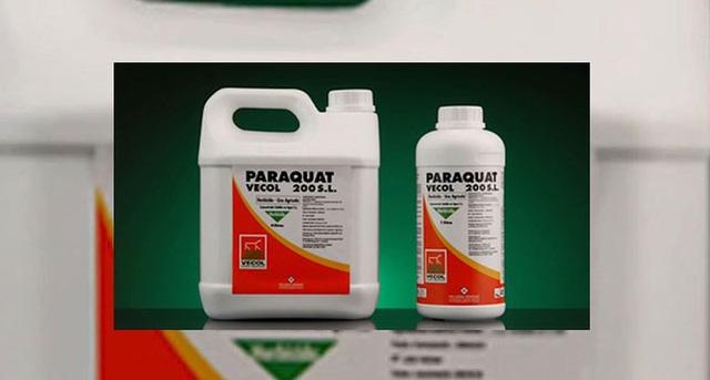 Thuốc diệt cỏ Paraquat đã bị cấm sử dụng nhưng số ca tử vong vẫn không ngừng tăng. Ảnh: Dân trí