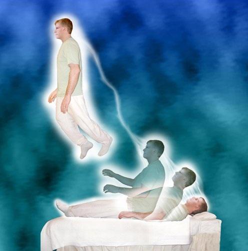 Bí ẩn về hiện tượng hồn lìa khỏi xác đã được các nhà khoa giải mã.  Ảnh minh họa