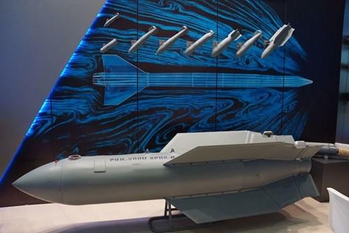 Bom chùm thông minh của Nga sẽ được triển khai trên máy bay Su-57. Ảnh: QĐND