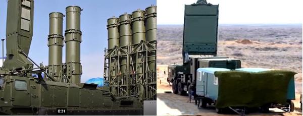 Hệ thống phòng thủ tên lửa S-500 được trang bị hệ thống radar tối mật.