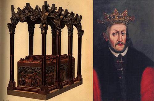 Lăng mộ vua Tut Ba Lan vẫn là điều bí ẩn cho tới tận ngày nay. Ảnh: VnExpress