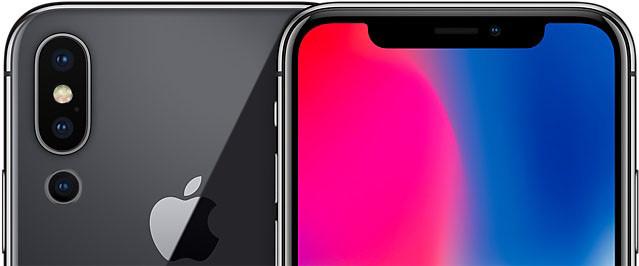iPhone 2018 sẽ trang bị 3 camera mặt sau. Ảnh: Zing News