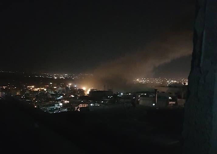 Mỹ tấn công Syria bằng tên lửa. Ảnh: Zing News